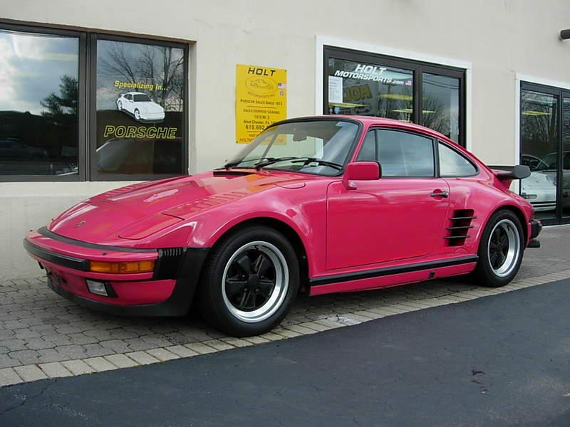 Quot One Off Quot 1987 Porsche 930 Slantnose Pelican Parts