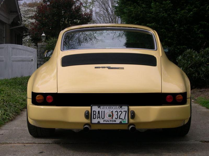 Porsche Of Towson >> Photos of SC or Carrera w/ 911R taillights? - Page 2 - Pelican Parts Technical BBS