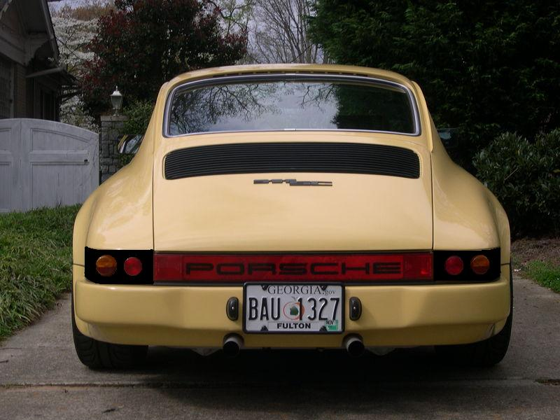 Porsche Of Towson >> Photos of SC or Carrera w/ 911R taillights? - Page 2 ...