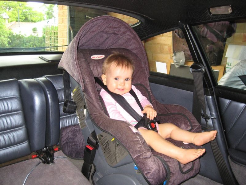 Baby/child seat solution?.......but in Australia!! - Pelican Parts