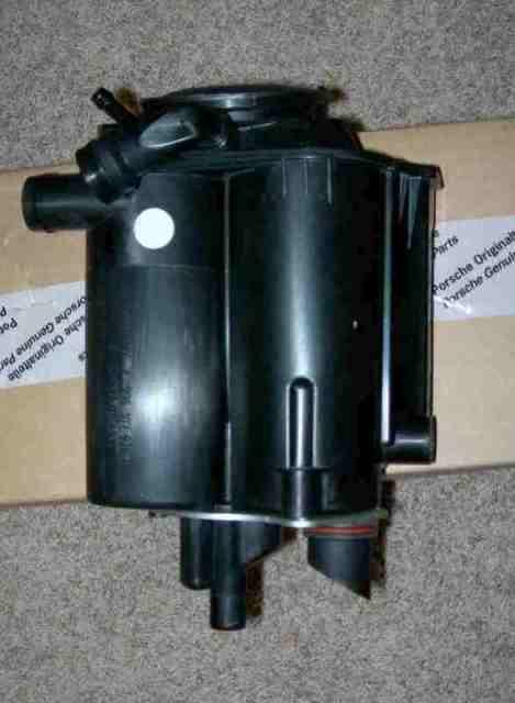 97-02 Oil Separator GENUINE new Porsche 986