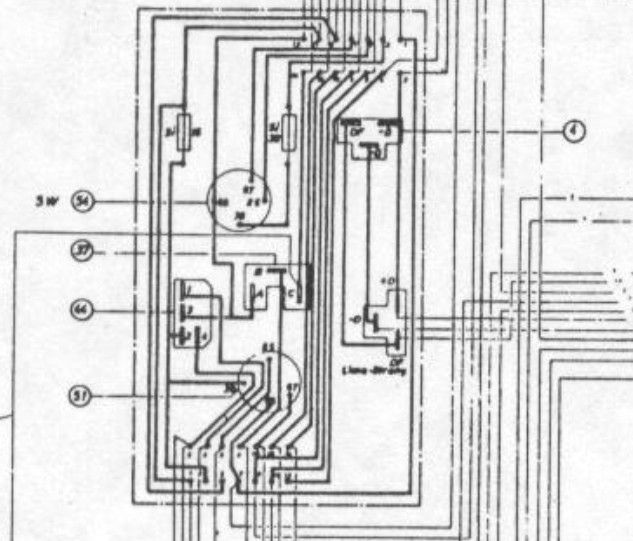 wanted to see 914-6  u0026 39 71 wiring harness schematic
