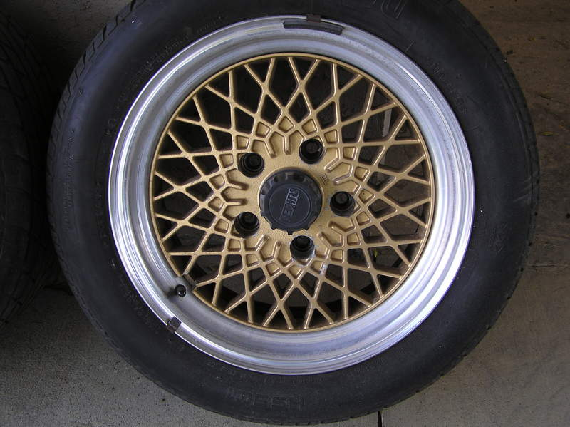 Fs 16 Inch Bbs Style Wheels And Tires Pelican Parts