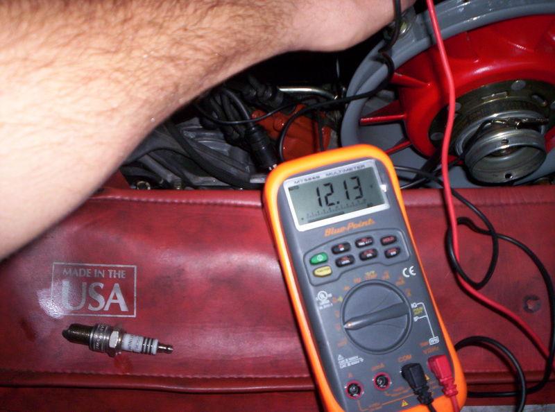round wire harness plug truck 5 wire harness plug porsche 911 no spark cdi testing pelican parts technical bbs #3