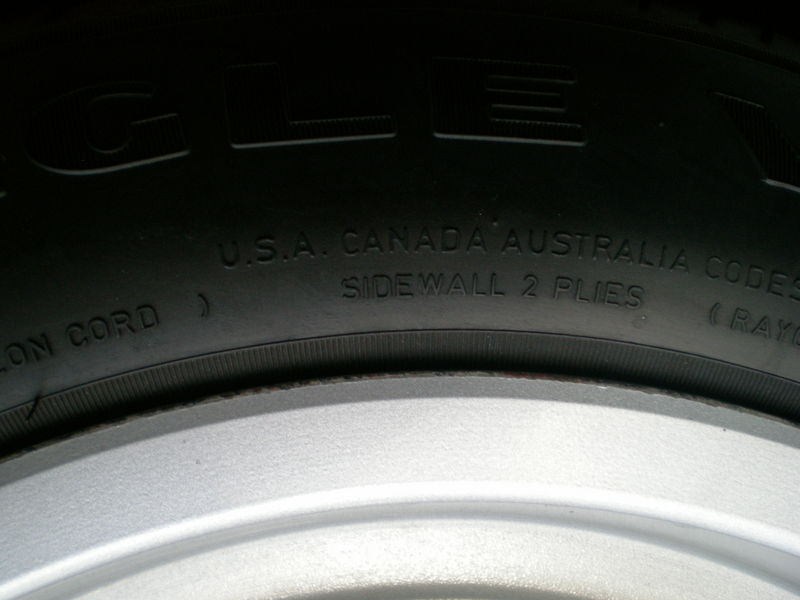 how to read date code on tires