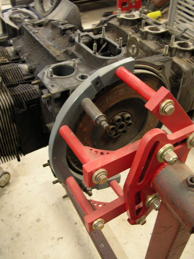 Engine Yoke VS Adapter Ring Pelican Parts Forums