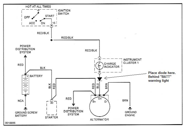Alton alternator wiring diagram wiring diagram my pmo itb project page 7 pelican parts forums chevy alternator wiring diagram alton alternator wiring diagram asfbconference2016 Images