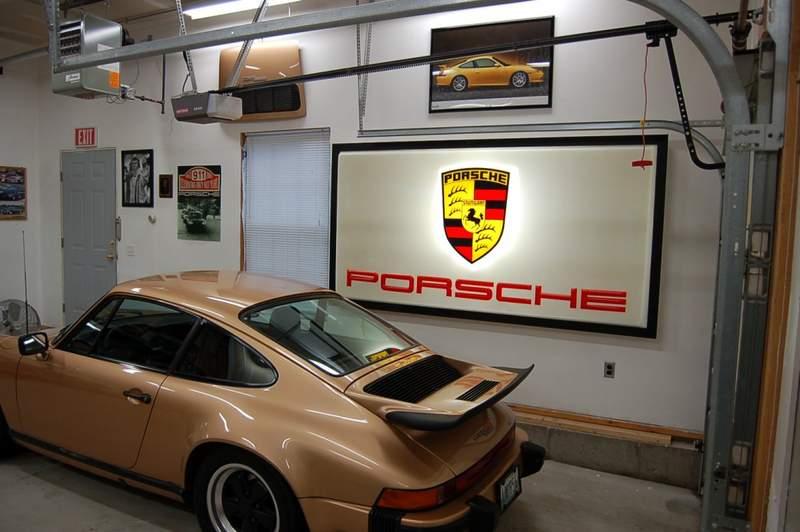Fs Vintage Porsche Dealer Sign Page 2 Pelican Parts