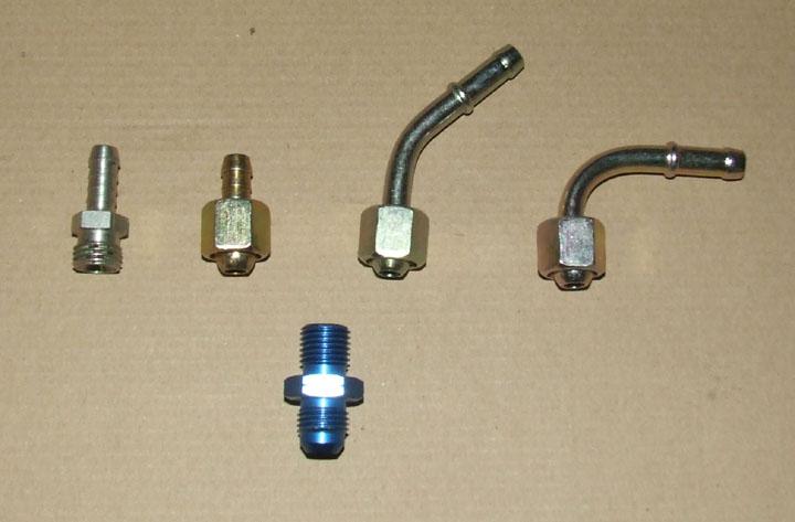 Fuel line fitting decision pelican parts forums