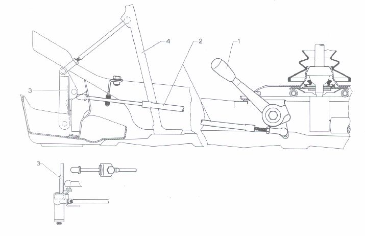 Missing Hand Throttle 68 Coupe Pelican Parts Forums