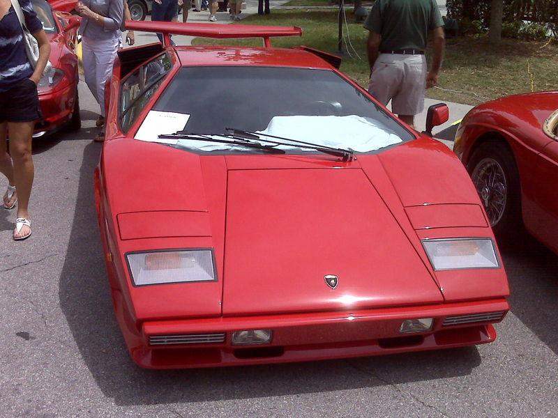 Exotic Car Show Nov  Florida