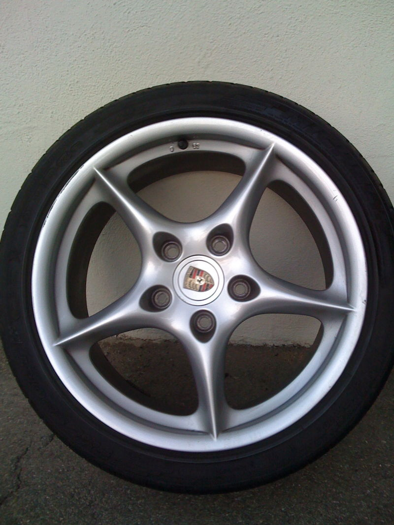 "996 18"" Wheels - OEM Lightweight - $1100 - Pelican Parts Technical BBS"
