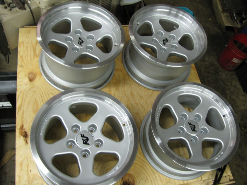Ruf Speedline 9 And 10 By 17 Nla Pelican Parts Forums