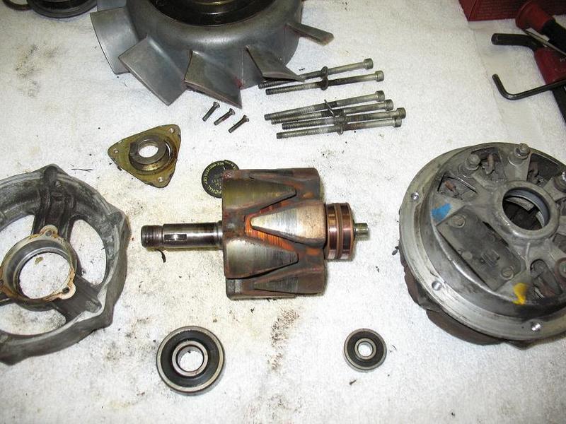 Diy Alternator Bearing Replacement Pelican Parts Forums