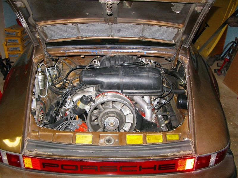 porsche 911 sc engine diagram