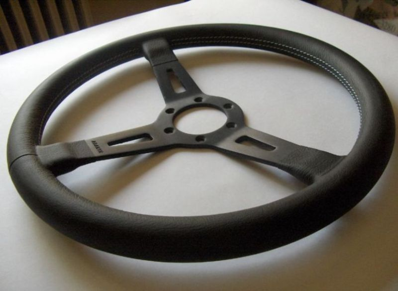 Fs Abarth Steering Wheel 37mm 14 6in New Alternative