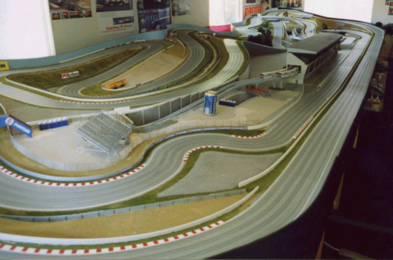 Quoted from world s coolest slot car track lemans scale replica