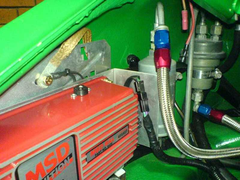 Mounting The Msd Ignition System