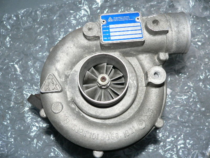 FS: K26/8 Turbo S Turbocharger - Pelican Parts Technical BBS