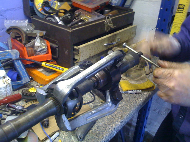 Bearing Puller Adelaide : Cv joint axle spline fun pelican parts technical bbs