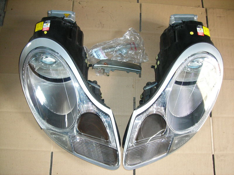 Fs Boxster 986 And 911 996 99 01 Litronic Conversion