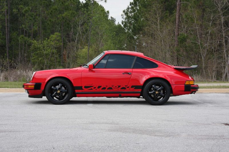 Audi Of Huntington >> New Carrera Side Decals Installed - Pelican Parts Technical BBS