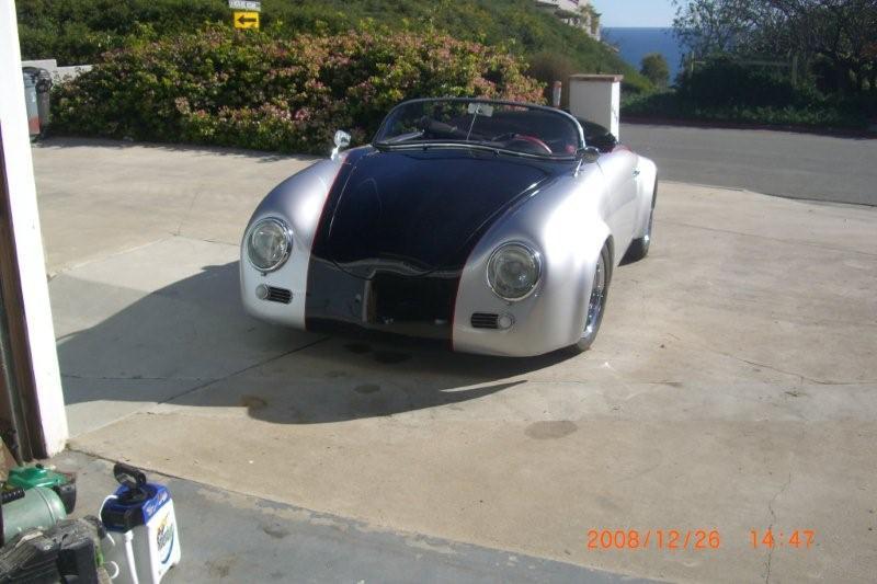 Porsche 356 Outlaw. Speedster 57 356 Outlaw