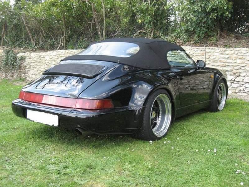 1994 Speedster Widebody Page 3 Rennlist Porsche