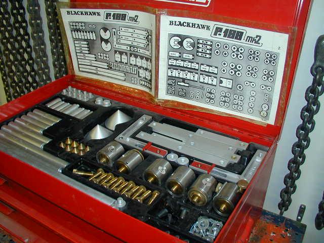 Blackhawk P 188 Universal Measuring System Pelican Parts