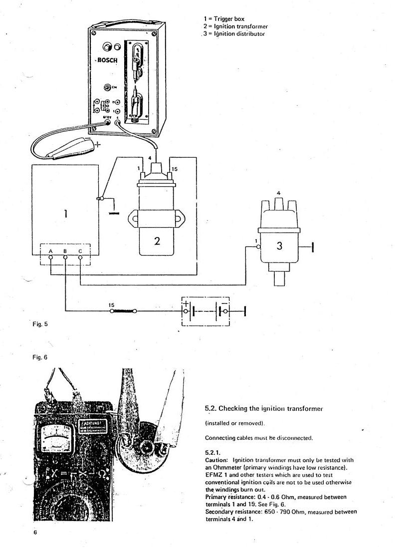 porsche 911 sc ignition wiring diagram