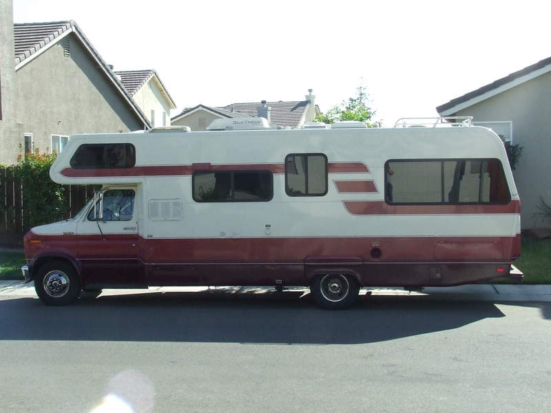 Found a used Motorhome/Tow Vehicle - Pelican Parts Forums
