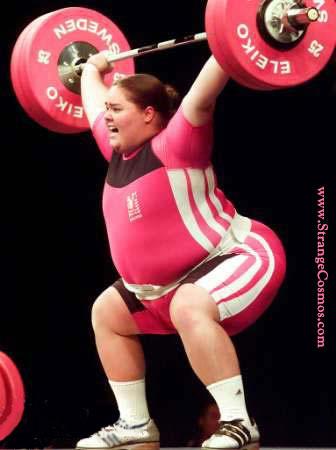 grandma training for olympics