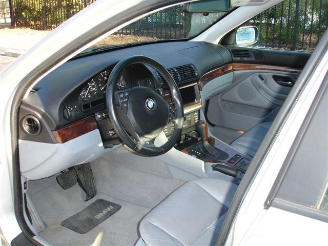 Front Driver Interior