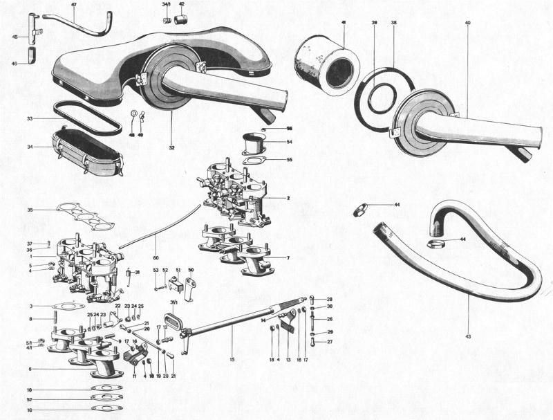 Anybody Have Mfi Throttle Body Exploded Parts Diagram