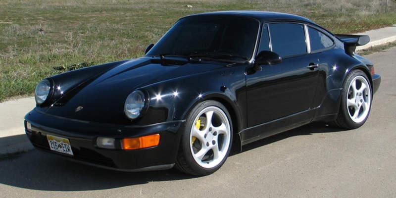 1991 911 Turbo Pelican Parts Forums
