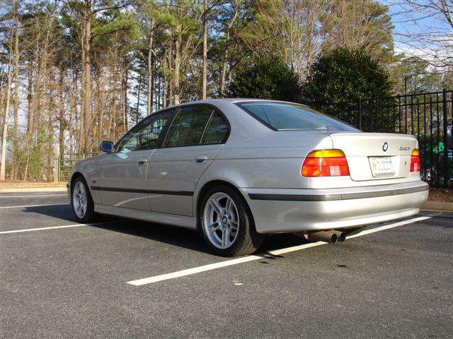 2000 Bmw 540i Dinan M5 For Sale