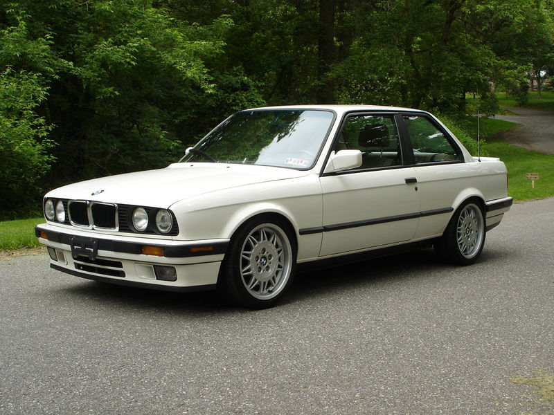 Bmw E30 318is New Steering Rack Upgrade
