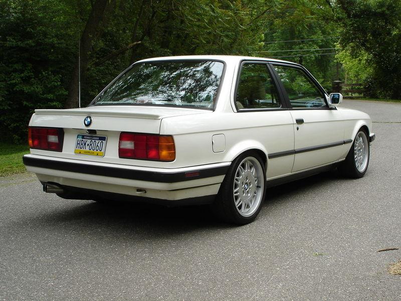1991 Bmw 318is E30 4 0l V8 Power Trick Street Machine
