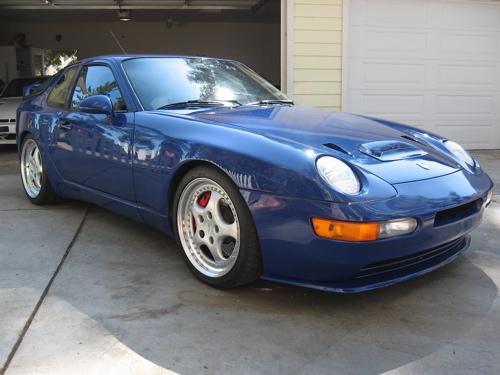 Porsche 968 Turbo S Pelican Parts Forums