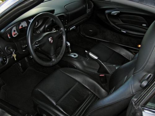 M coupe vs porsche 996 for Porsche 996 interieur