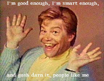 Stuart Smalley gif