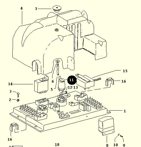 Wanted to see 914 6 71 wiring harness schematic Pelican