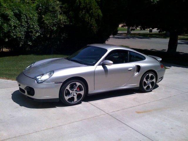 1999 Porsche 911 C 4 Turbo Look 6 Speed With 71 000 Miles