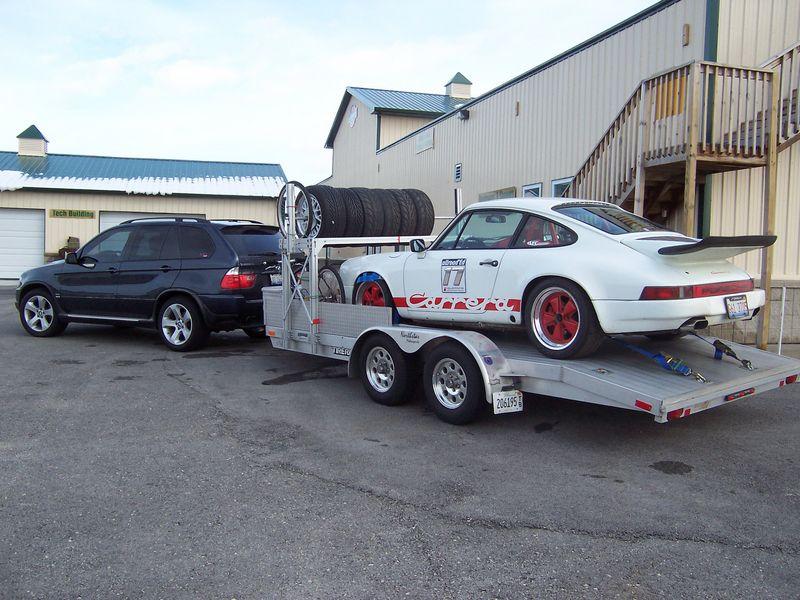 Question Re Race Trailer Towing Pelican Parts Forums