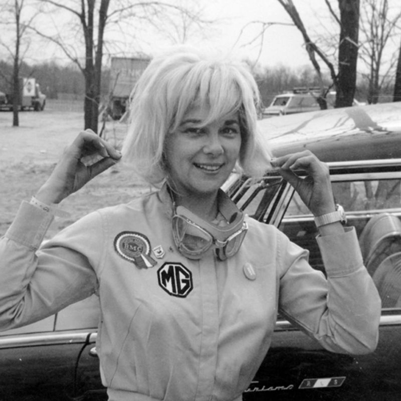 Anyone Remember Race Driver Donna Mae Mims Pelican