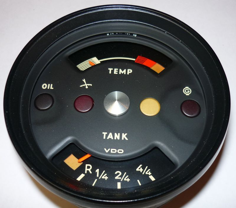Mercedes Benz Portland >> 914-6 combo gauge on Ebay new lower price and buy it now ...