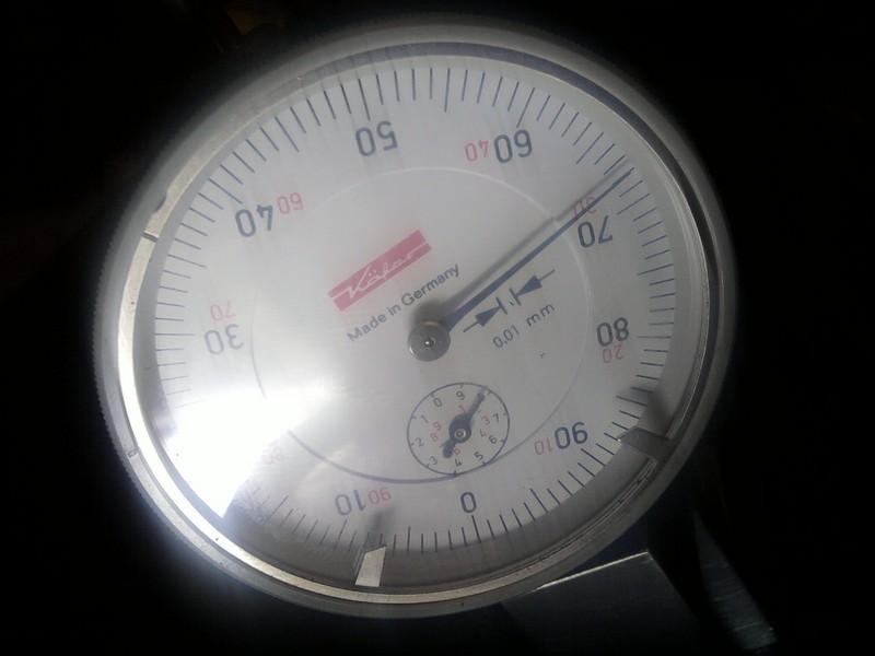 how to put a 318 crank into a 360