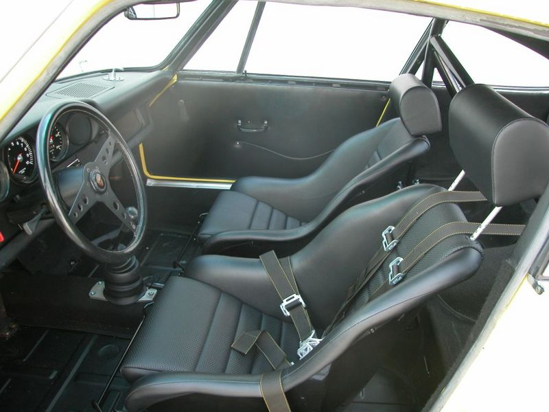 GTS Classic Car Seats - Page 2 - Pelican Parts Forums