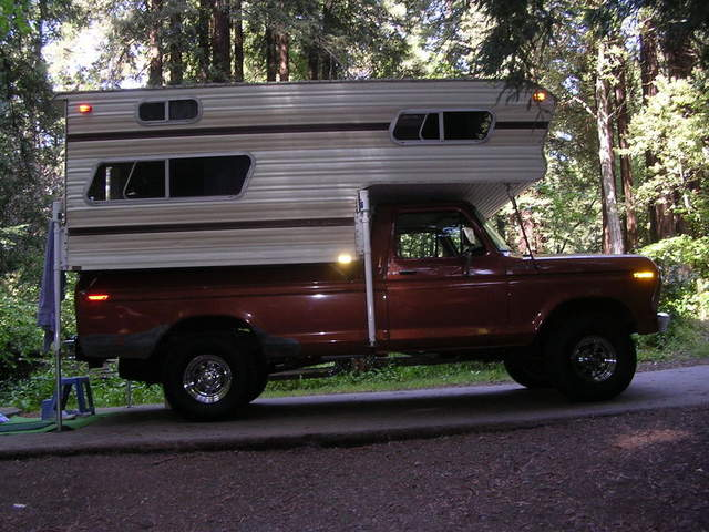 educate me on slide in truck campers - Pelican Parts Forums