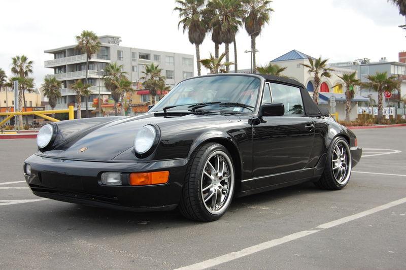 1990 Porsche C2 Idle Control Valve Pelican Parts
